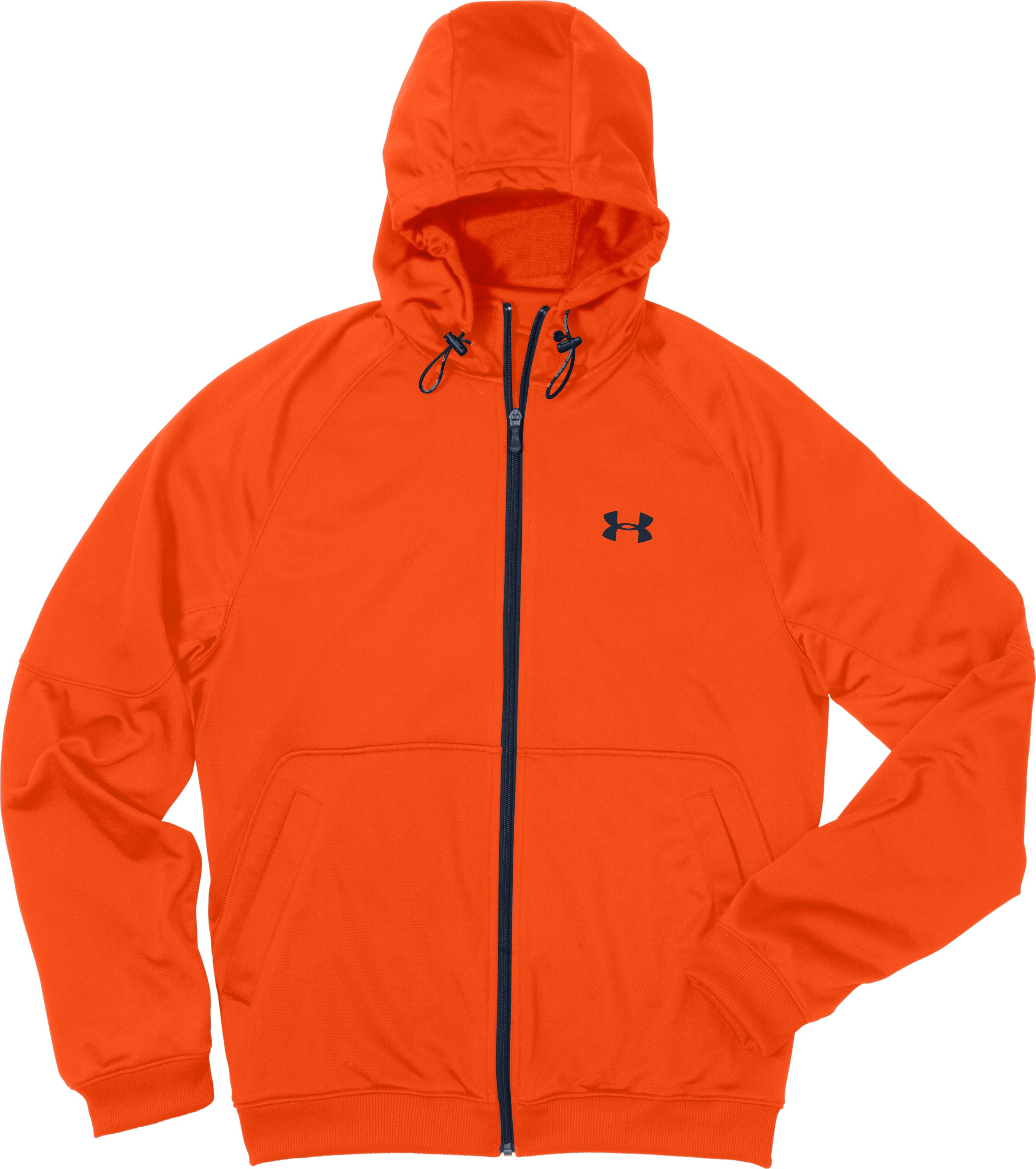 Men's UA Stamina Hooded Track Jacket, Explosive