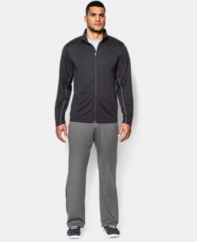 Men's UA Reflex Warm-Up Jacket EXTRA 25% OFF ALREADY INCLUDED 3 Colors $24.74