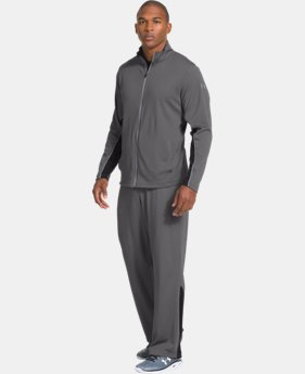 Men's UA Reflex Warm-Up Jacket LIMITED TIME: FREE SHIPPING 1 Color $36.74