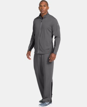 Men's UA Reflex Warm-Up Jacket  1 Color $36.74