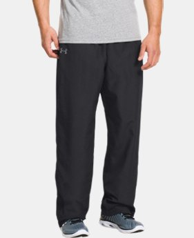 New Arrival  Men's UA Vital Warm-Up Pants LIMITED TIME: FREE SHIPPING 1 Color $44.99