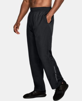 Best Seller Men's UA Vital Warm-Up Pants  3  Colors Available $34.99