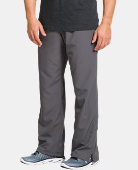 Best Seller Men's UA Vital Warm-Up Pants  2  Colors Available $34.99