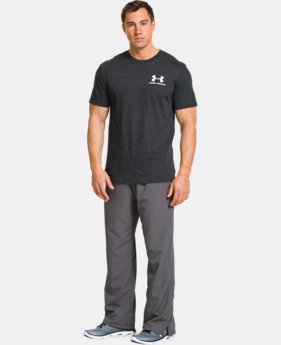 Men's UA Vital Warm-Up Pants EXTENDED SIZES 2 Colors $34.99