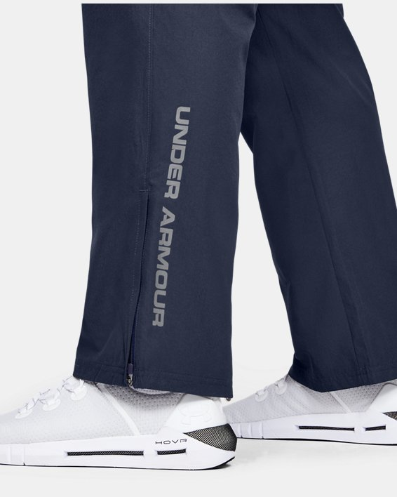 Men's UA Vital Warm-Up Pants, Navy, pdpMainDesktop image number 8