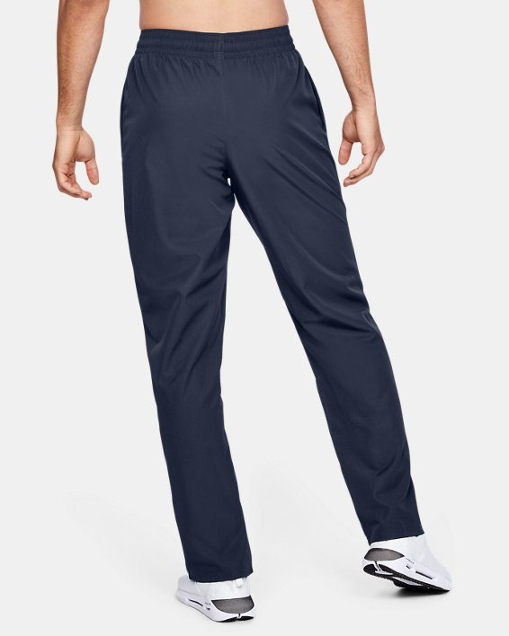 Men's UA Vital Warm-Up Pants, Navy, pdpMainDesktop image number 3