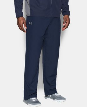 Best Seller  Men's UA Vital Warm-Up Pants LIMITED TIME: FREE SHIPPING 3 Colors $44.99