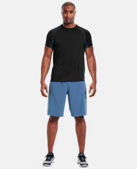 Men's UA Combine® Training ShadowCamo Short Sleeve
