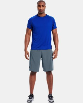 Men's UA Combine® Training ShadowCamo Shorts