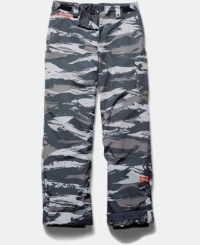 Boys' ColdGear® Infrared Hacker Pants
