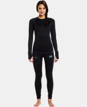 Women's UA Base™ 2.0 Crew LIMITED TIME: FREE U.S. SHIPPING 1 Color $31.49