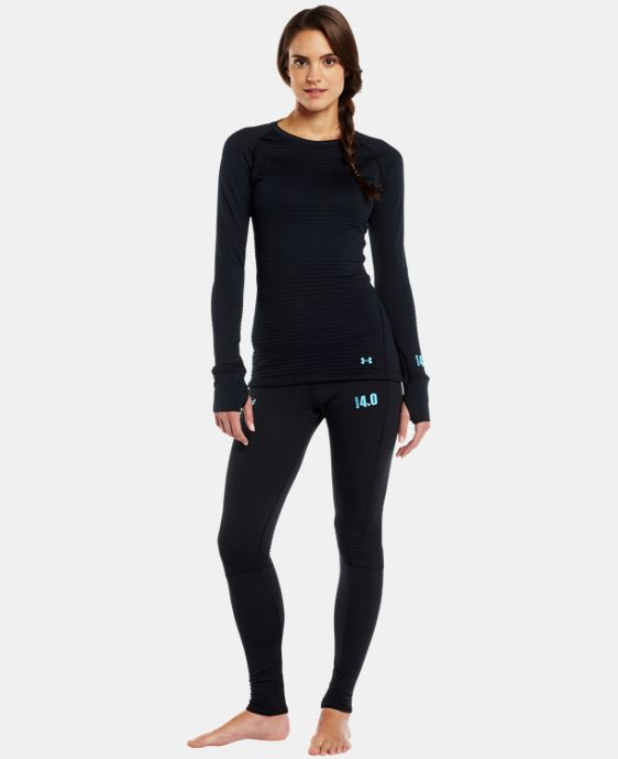 New Arrival  Women's UA Base™ 4.0 Crew LIMITED TIME: FREE SHIPPING 1 Color $99.99