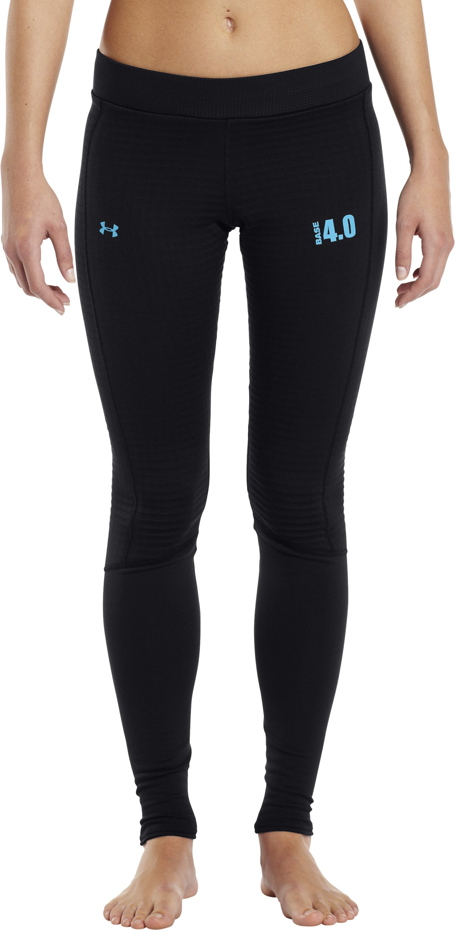 Women's UA Base™ 4.0 Legging, Black , zoomed image