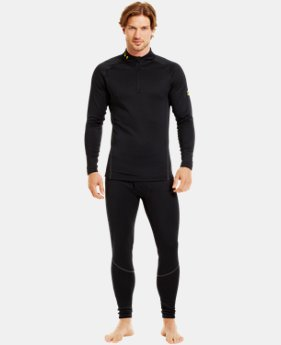 Men's UA Base™ 3.0 ¼ Zip  1 Color $44.99