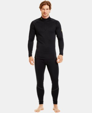 Men's UA Base™ 3.0 ¼ Zip LIMITED TIME: FREE U.S. SHIPPING 1 Color $59.99