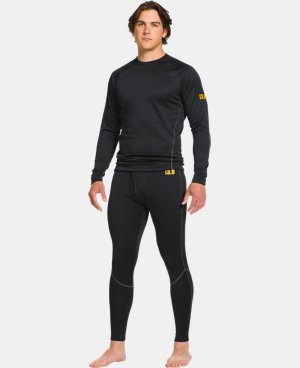 Men's UA Base™ 3.0 Leggings LIMITED TIME: FREE U.S. SHIPPING 1 Color $33.74