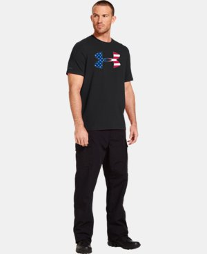 Men's UA Big Flag Logo T-Shirt LIMITED TIME: FREE U.S. SHIPPING 2 Colors $14.99 to $18.99
