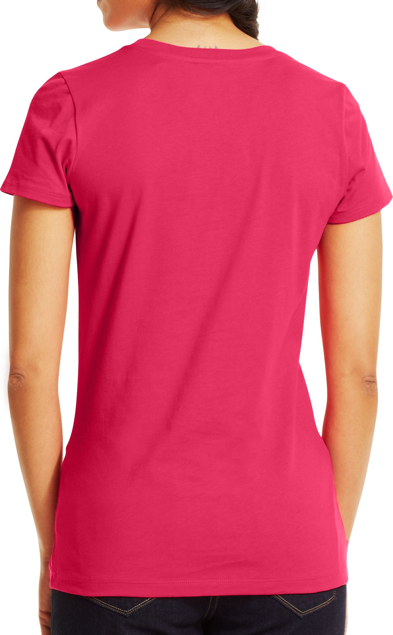 Women's UA Antler Logo T-Shirt, Hollywood