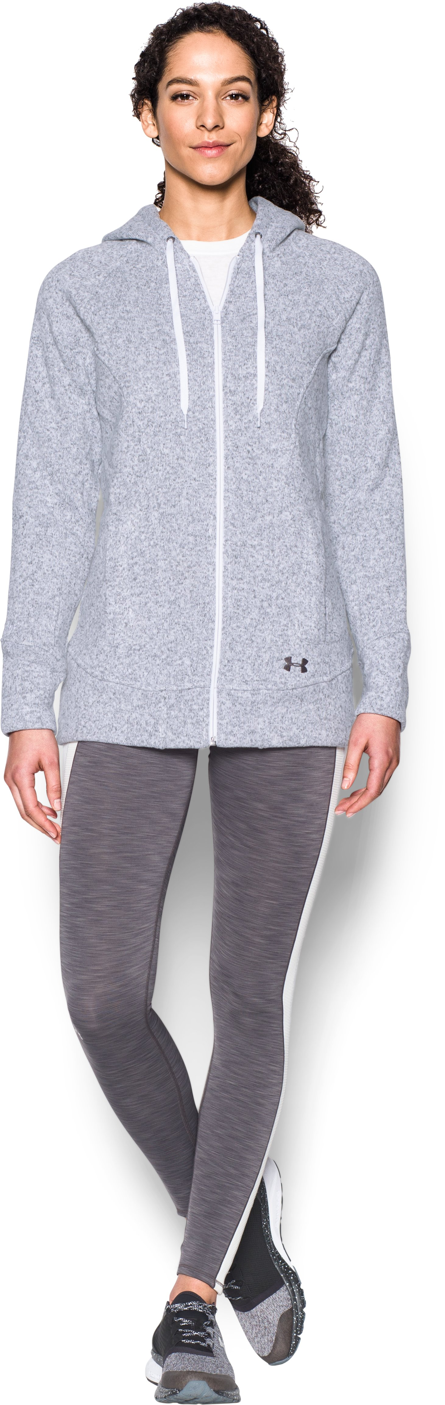 Women's UA Wintersweet Full Zip Hoodie | Under Armour US