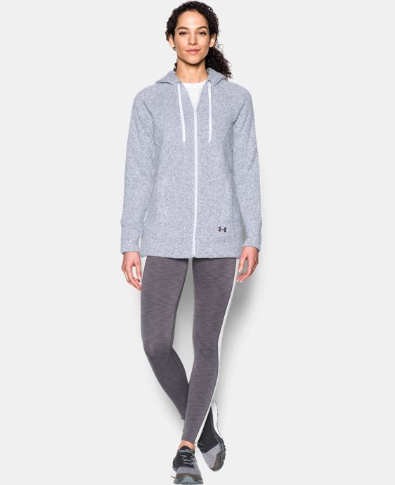 New Arrival Women's UA Wintersweet Full Zip Hoodie  3 Colors $99.99