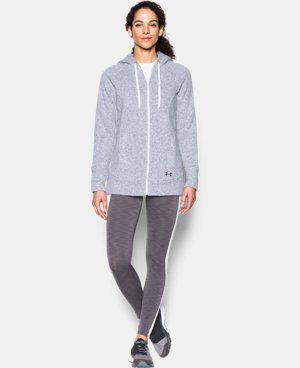 New Arrival Women's UA Wintersweet Full Zip Hoodie  2 Colors $99.99