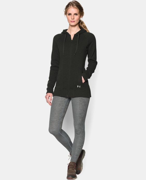 Women's UA Wintersweet Full Zip Hoodie  2 Colors $56.24