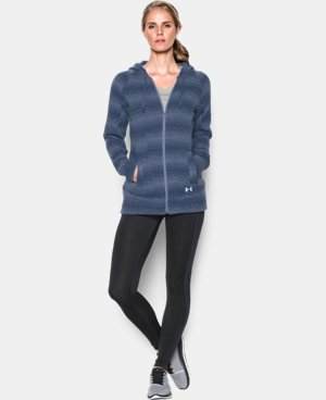 Women's UA Wintersweet Full Zip Hoodie LIMITED TIME: FREE SHIPPING 1 Color $89.99
