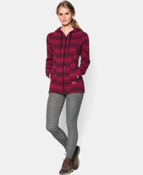 Women's UA Wintersweet Full Zip Hoodie  1 Color $74.99