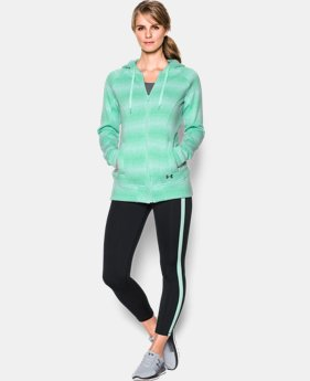 Women's UA Wintersweet Full Zip Hoodie LIMITED TIME: FREE SHIPPING 2 Colors $89.99