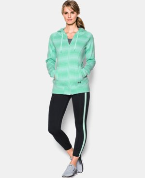 Women's UA Wintersweet Full Zip Hoodie LIMITED TIME: FREE U.S. SHIPPING 1 Color $56.24 to $74.99