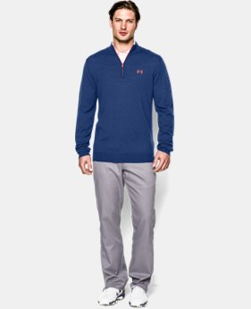 Men's UA Merino ¼ Zip Sweater