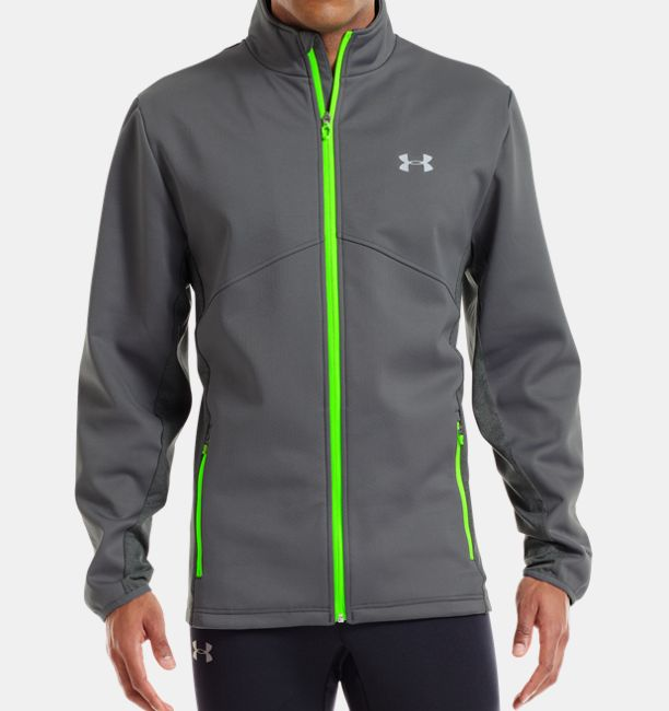 Men's ColdGear® Infrared Storm Run Jacket | Under Armour US