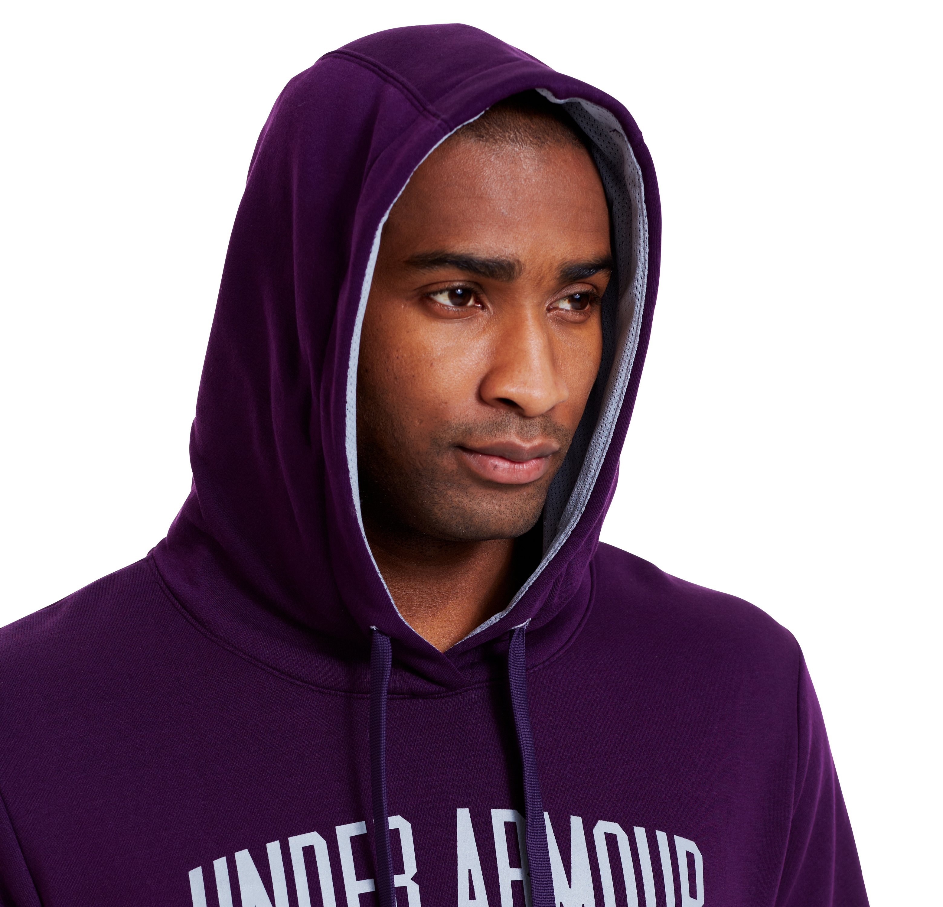 Men's Charged Cotton® Storm Battle Hoodie, Echo