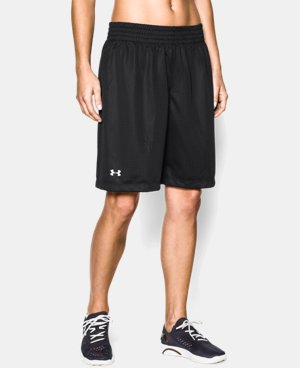 New Arrival  Women's UA Double Double Shorts LIMITED TIME: FREE SHIPPING 1 Color $29.99