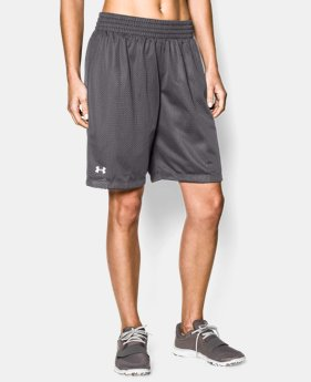 Women's UA Double Double Shorts  4  Colors Available $24.99