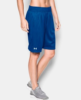 New Arrival Women's UA Double Double Shorts   $24.99