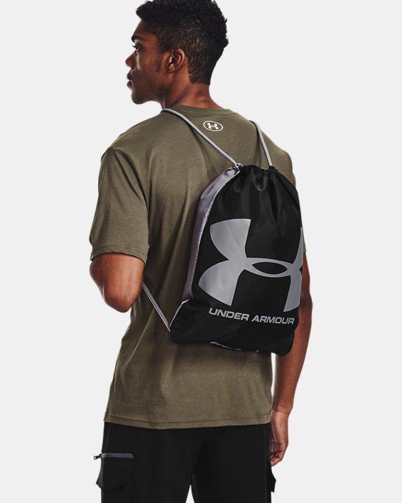 UA Ozsee Sportbeutel, Black, pdpMainDesktop image number 3