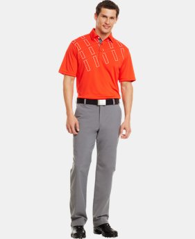 Men's UA Pulse Overlap Graphic Polo