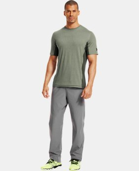 Men���s UA Station Crew T-Shirt LIMITED TIME: FREE U.S. SHIPPING 1 Color $34.99