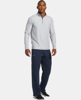 Men's UA Capital Knit Pants – Straight Leg