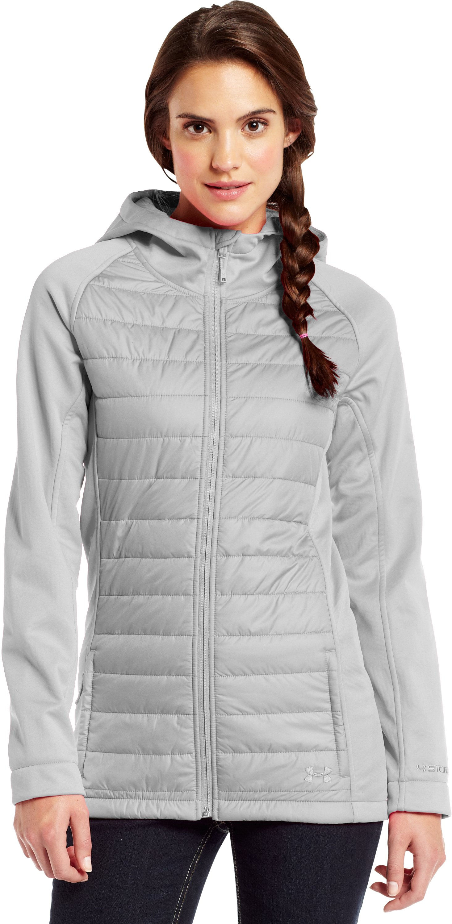Women's ColdGear® Infrared Werewolf Jacket, Elemental, Front