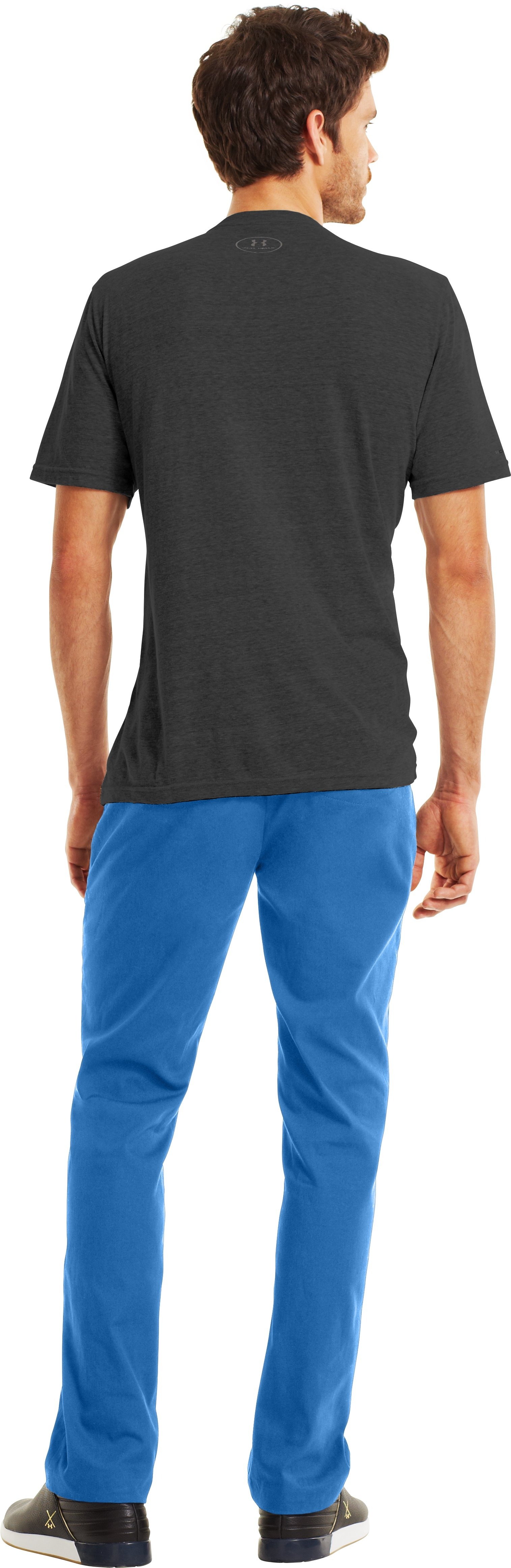 Men's UA Performance Chino, VICTORY BLUE, Back