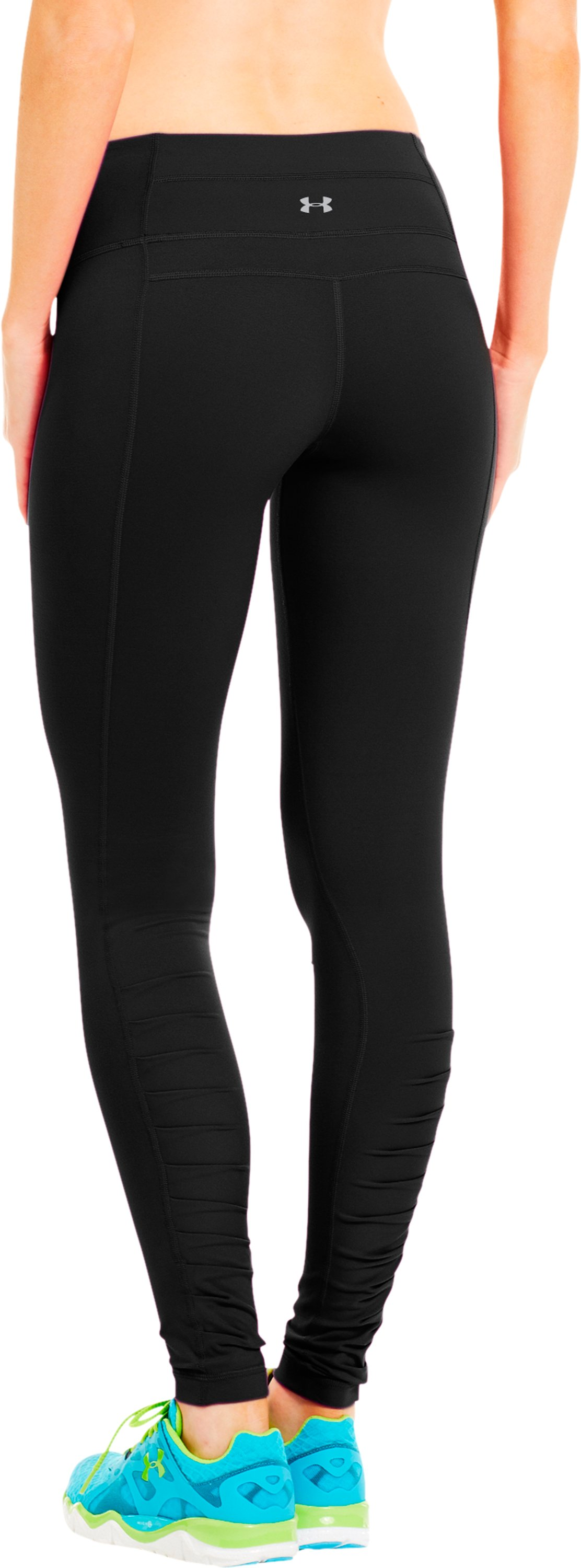 Women's UA Perfect Downtown Legging, Black , zoomed image