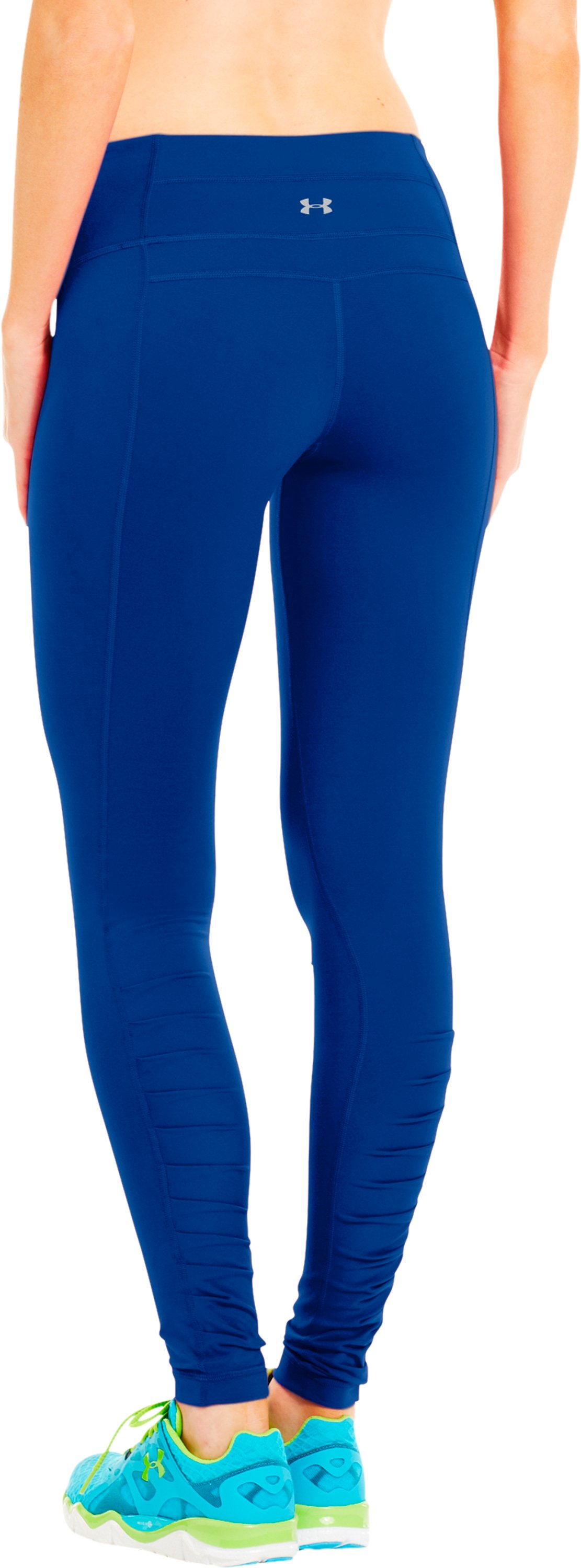 Women's UA Perfect Downtown Legging, BLU-AWAY, zoomed image