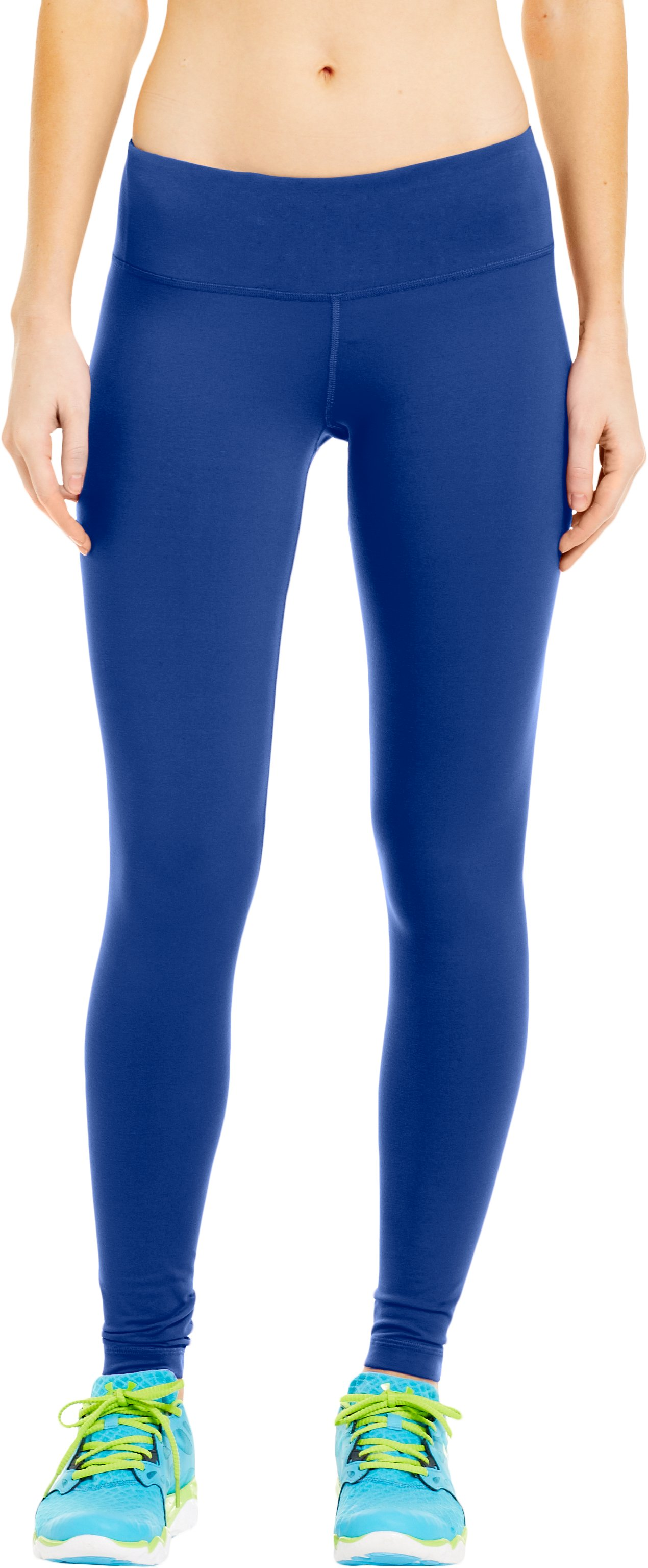 Women's UA Perfect Downtown Legging, BLU-AWAY
