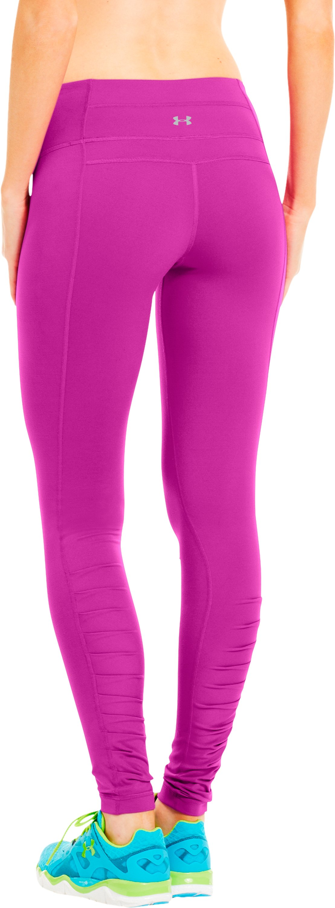 Women's UA Perfect Downtown Legging, STROBE, zoomed image