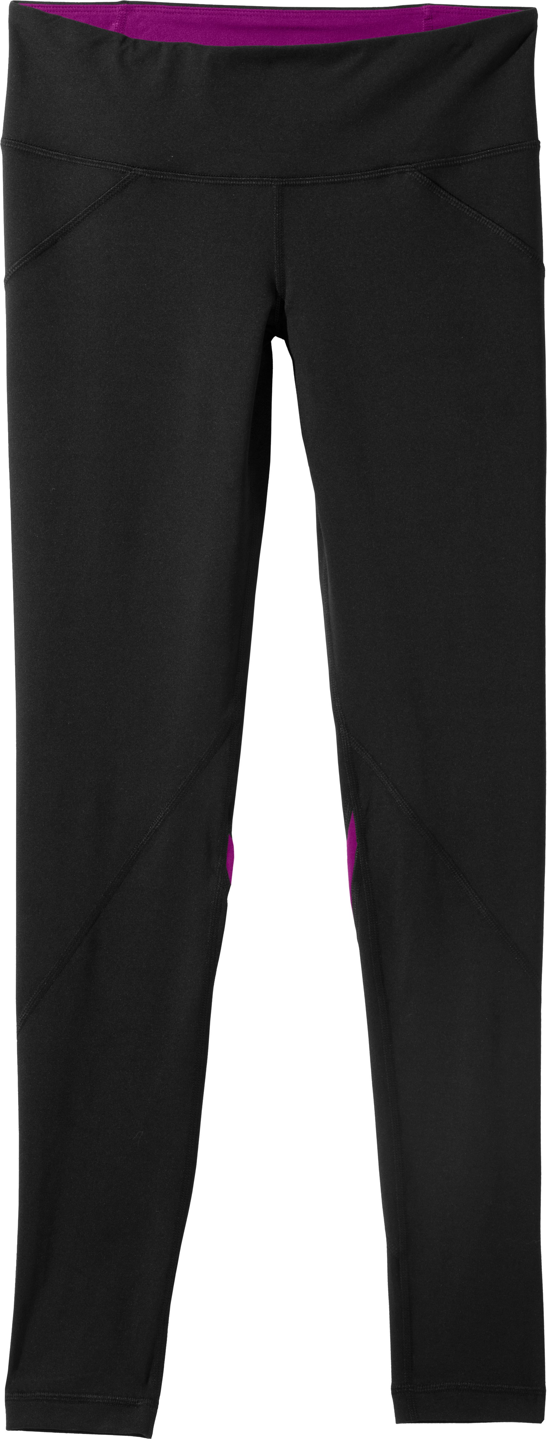 Women's UA Perfect Rave Legging, Black , Laydown