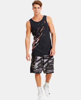 Men's UA Two-Tone Timmy Tank