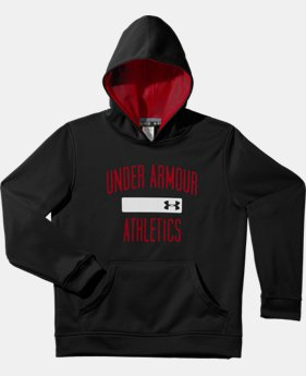 Boys' Armour® Fleece Battle Hoodie