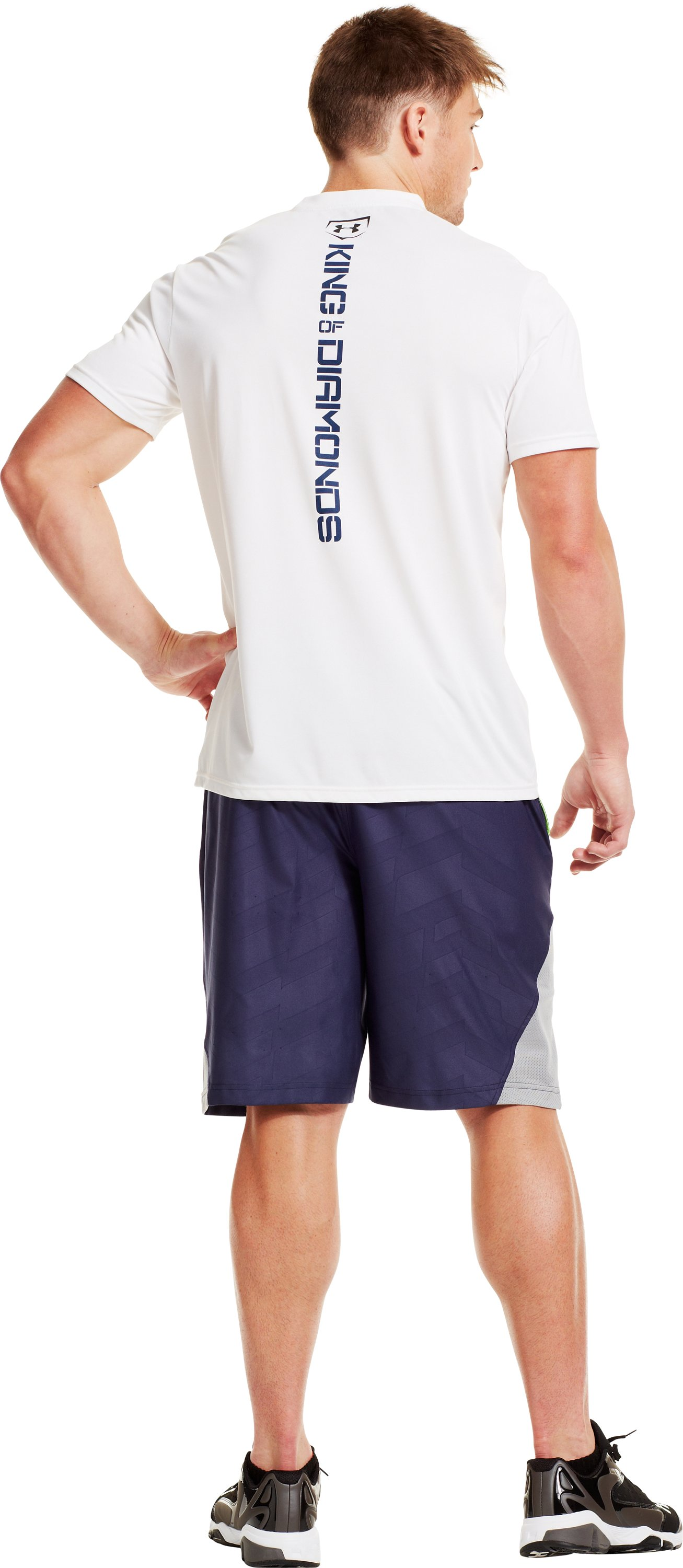Men's UA Baseball CTG T-Shirt, White, Back